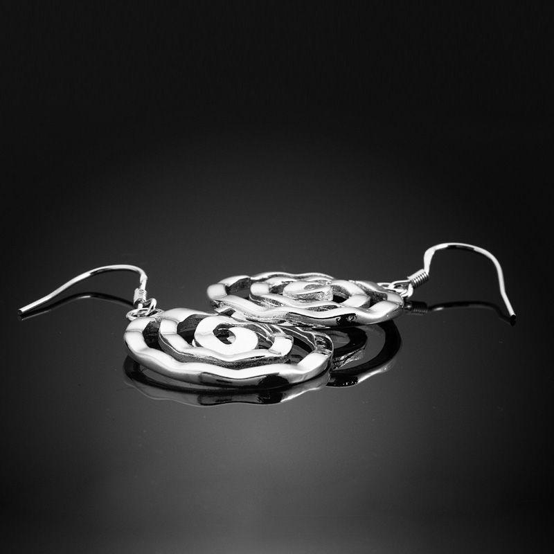 2013 NWT Earrings 925 Sterling Sliver 4 / 1.57