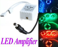 Wholesale 3528 Led Common - DC12V 6A Common Anode LED Amplifier for 5050 3528 SMD RGB LED Strips Free Shipping