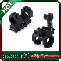 Wholesale With QD Sling Swivel Flip up Spring Loaded Detents Taper Pin VLTOR Folding Front Sight Tower