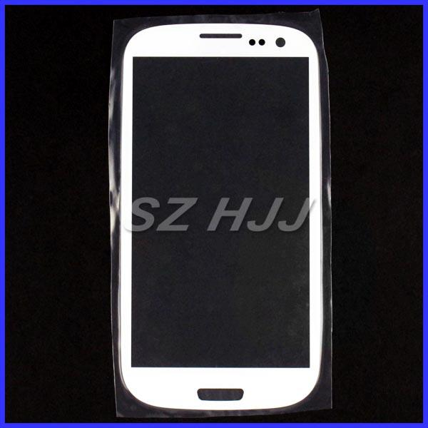 for S6 S7 Outer Front Glass Lens LCD Screen Cover For Samsung Galaxy S3 I9300 S2 S4 S5 S6 S6 and S3 MINI