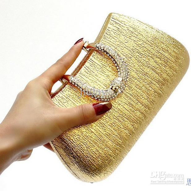 Fashion Designer Evening Clutch Totes Cocktail Party Wedding Bag ...
