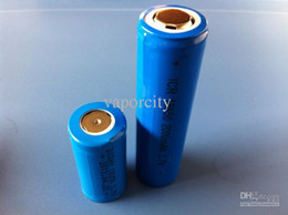Wholesale Ego Vmax - 18350(900mah) 18650(2000mah)battery for H100 ego-vv Vmax Telescope  lava tube e cigarettes