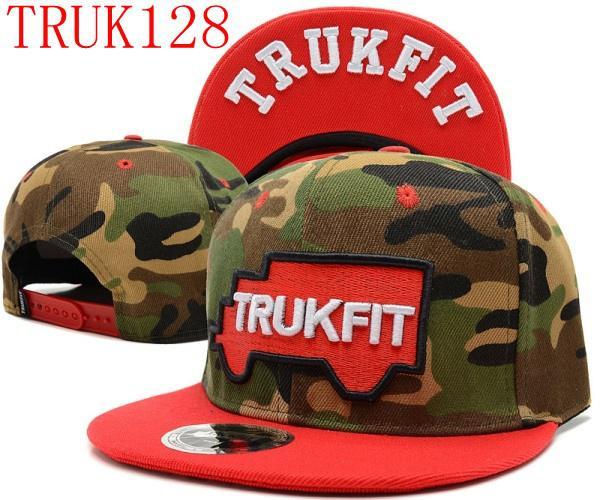 best selling camo trukfit snapback hat custom skate MISFIT hats snapbacks snap back cap mixed men women caps color 110