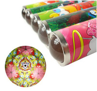 Wholesale Toy Super Miniatures - Large Field View Kaleidoscope Stereoscopic Feel Super Picture Clear Miniatures Toys