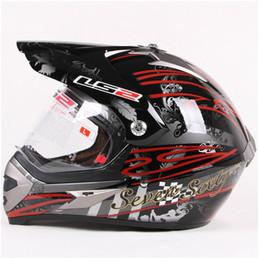 Discount helmet ls2 motocross - LS2 MX433 black red seven sixty dream Motorcycle Off road Helmet full face helmet motocross Moto Racing helmet