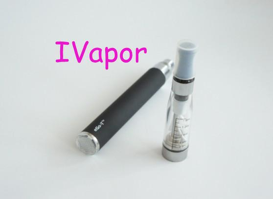 2013 HOT Auto EGO-T CE6 clearomizer 1100mah electronic cigarette-eGo Portable Leather Case