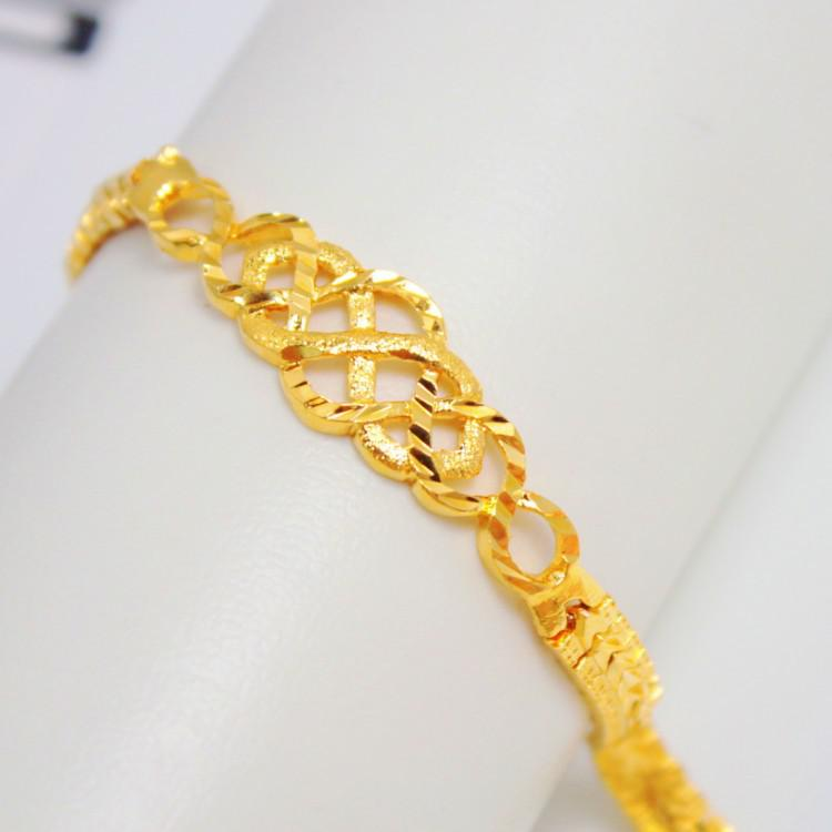 2018 2012 Newest Gold Plated Bracelet Japanese And Korean Fashion