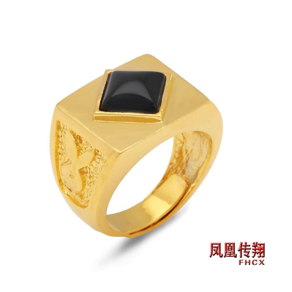 Pretty Gold Ring Male Hd Photos - Jewelry Collection Ideas - morarti.com