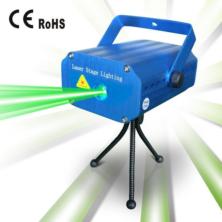 See larger image  sc 1 st  DHgate.com & 2013 Newest Mini Laser Stage Lighting 150mw Twinkling Mini Green ... azcodes.com
