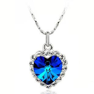 Wholesale jewelry custom titanic necklace luxurious diamond jewelry wholesale jewelry custom titanic necklace luxurious diamond jewelry heart ocean pendant 588 jewelry design gold charms from chenchengxu 252 dhgate aloadofball Image collections