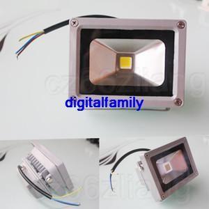 Warm White 10W AC 220V Spotlight Flood Light Garden Outdoor Lighting 2800 3500K