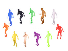 $enCountryForm.capitalKeyWord Canada - Wholesale Fancy Dress Coloured Full Bodysuits Lycra Spandex Zentai Body Suit