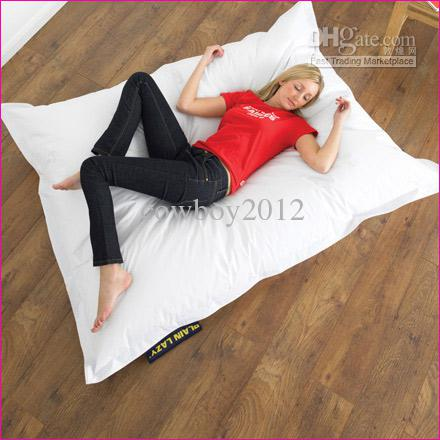 extra large size beanbag sleeping cushion big pillow bean bags