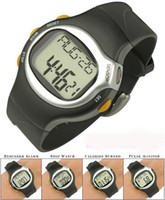 Wholesale Heart Rate Calorie Monitor Watch - Cheapest 6 in 1 Sporty Watch with Heart Pulse Rate Monitor Calorie Counter watches