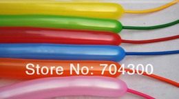 $enCountryForm.capitalKeyWord NZ - Animal Tying Making Mixed Colors Latex Twist Assorted Party Long Balloons DIY
