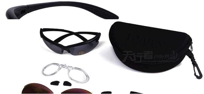 Daisy C3 Desert Storm Occhiali da sole Occhiali tattico occhio di protezione UV400 Occhiali Equitazione libero veloce di Lots20