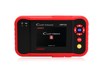 Wholesale Crp 123 Scanner - LAUNCH CRP 123 Creader vii+ Professional Original Auto Code Reader Scanner CRP123 Internet Update Comprehensive Diagnostic Tool