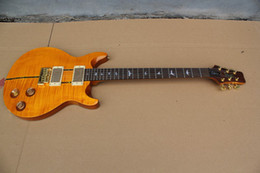 La nouvelle coquille jaune rugulosa clip de guitare électrique ? partir de fabricateur