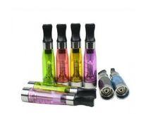 ingrosso cartomizer clearomizer atomizzatore libero di sigaretta-Sigaretta elettronica di alta qualità atomizzatore 1.6ml ego t ce4 Cartomizer, E-sigaretta Clear clearizer