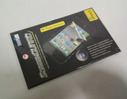Wholesale S4 Hd Screen - HD Clear Screen Protector + Cloth + Retail Package For iPhone 5 5S 5C 4 4S galaxy S3 S2 S4 Mini NOTE 2 3 N7100 N9000 HTC Nokia Sony