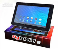 Wholesale Screen Protector Tablet Flytouch - 10.2 Inch Android tablet pc Flytouch 8 Superpad 8 Android 4.0 GPS Allwinner A10 CPU RAM 1GB ROM 32GB 1080P HDMI 1.3MP Camera 1024x600Px 2pcs