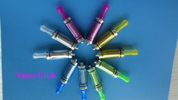 Wholesale Ego Dct V2 - 2013 FREE SHIPPING 3.5ml DCT V2 clear cartomizer for 510-eGo thread 30pc