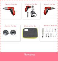auto pistolet électrique achat en gros de-Pick gun, Pick pick, serrure électrique Pick Gun, nouveau pistolet électrique sans fil, outil de serrurier automatique