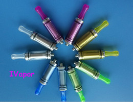 Wholesale Ego Dct V2 - 2013 FREE SHIPPING 3.5ml patent DCT V2 clear cartomizer for 510-eGo thread 30pc