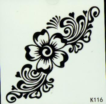Armborst tatoeages/ tijdelijke tattoos tattoo stickers voor body art schilderij waterdicht mix ontwerpen Bestel spiders tatoeage