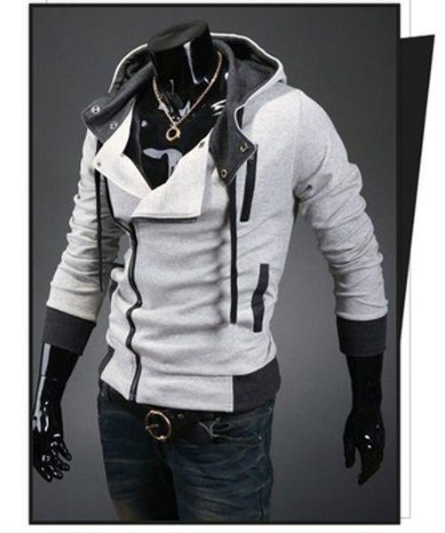 100% хлопок Assassin's Creed 3 Десмонд Майлз толстовка костюм пальто куртка косплей толстовка