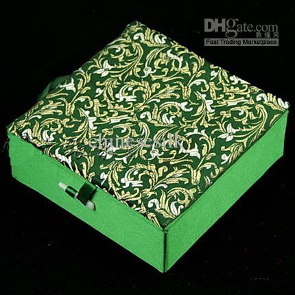 10x10x4.5 cm verde