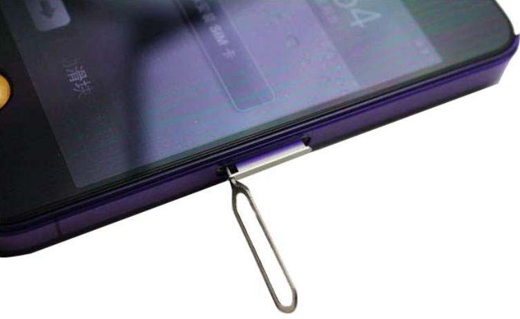 500 adet hotselling Sim Tepsi Açıcı Aracı iPhone ipad için ipad için