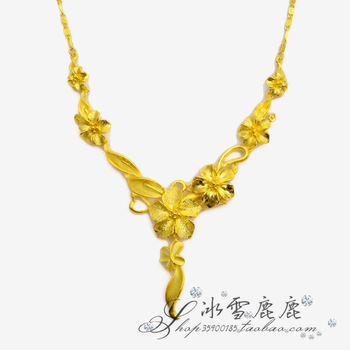 Wholesale 2013 Hong Kong Flower Rich Gold Shop New Models Female ...