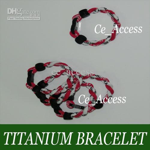 Braccialetto in silicone Energy Boost da polso con cinturino in corda intrecciata, cinturini da polso lo sport