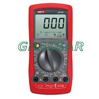 Wholesale Ut Multimeter - UNI-T UT107 UT-107 Automotive Tester Voltage Temp Multimeter