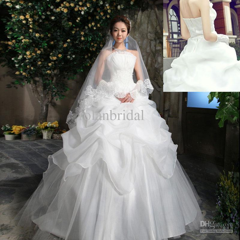 In Stock Wedding Dresses Lowest Price High Quanlity 2013 Newest ...
