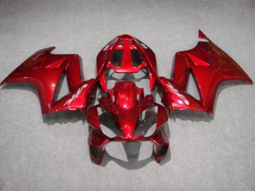 Kit de justo vermelho para Honda VFR800RR Interceptor 1998 -2001 VFR800 VFR 800RR 98 99 00 01 Fairings de reparação de corpo