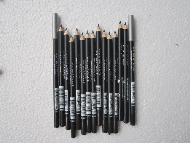 vendita calda trucco Eyeliner Matita / Matita sopracciglia Marrone nero 1.5g 12 pz / lotto