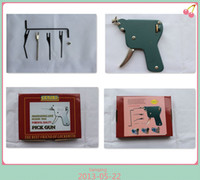 Wholesale Wholesale Pick Tool - EAGLE Pick Gun locksmith tool Brockhage Pick Gun BROCKHAGE Downward Pick Gun lock pick