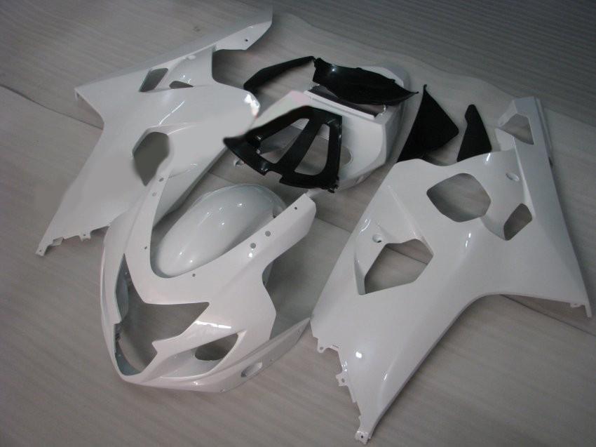 SUZUKI GSXR 600 750 K4 2004 2005 GSXR600 GSXR750 04 05 용 사출 성형 키트 DIY 가능