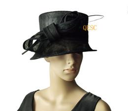 $enCountryForm.capitalKeyWord Canada - 3 Colors Elegant small sinamay hat church hat bridal hat fascinator w ostrich spine for wedding,races,black,bown,purple fuchsia turquoise