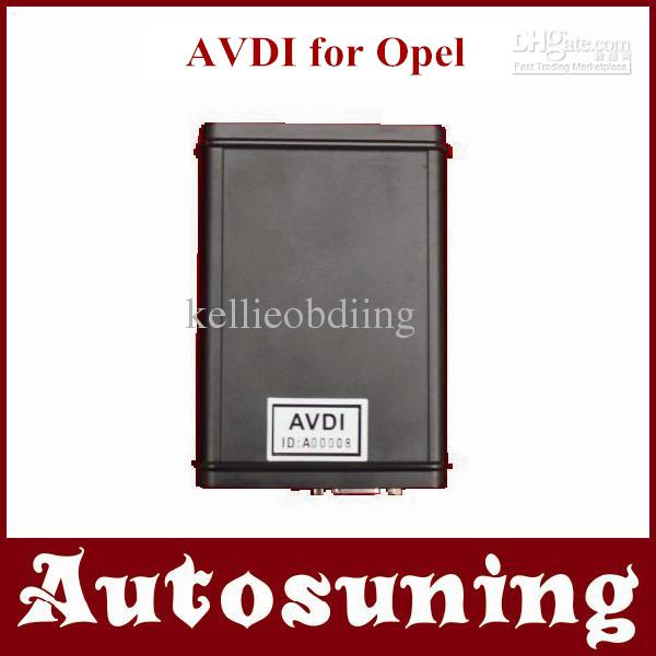 FVDI AVDI ABRITES Commander for Opel VAUXHALL with Free HY / KIA /TAG Software