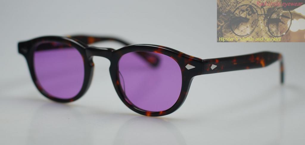 c45f343e6c Retro Vintage Johnny Depp Sunglasses Tortoise Polarized Sunglass ...