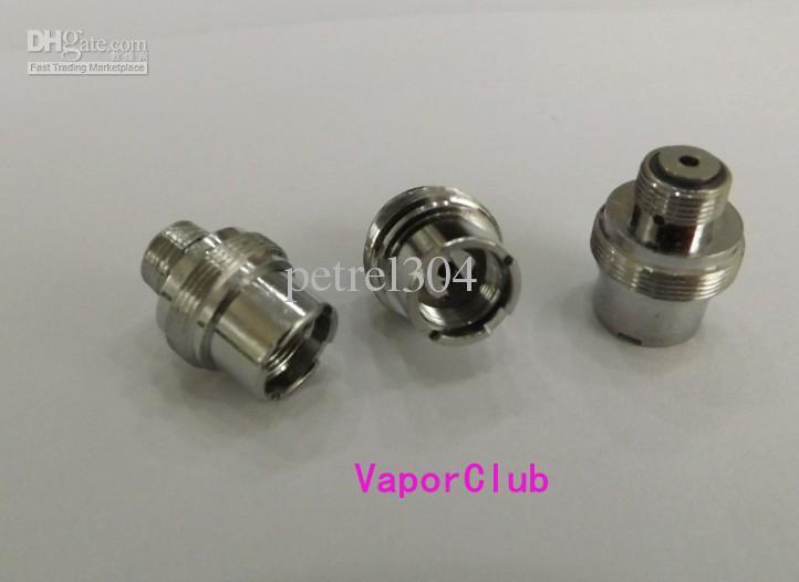 POPULAR DIY E Cigarette Adapter-510 batería para eGo tornillo rosca adaptador Envío Gratis