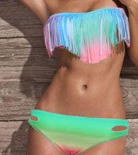 Sexy Women Bikinis mix order swimwear more than 10 styles for choose Fringe rivert padded Push-up Summer Promotion