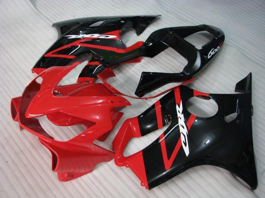 Honda CBR 600 F4I注入フェアリゾートキット2001 2002 2003 CBR60001 02 03 CBR600F4I RX6