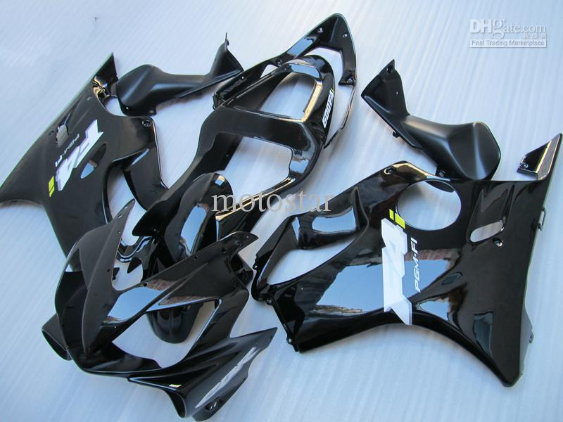 ホンダフェアリングキット用ブラックボディワークCBR600F4I 01 02 03 CBR600 F4I 01 02 03 CBR 600 2001 2002 2003