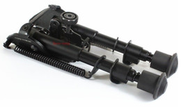 Wholesale style connections - Harris Style Bipod Mount 6-9 Inch 6 Levels w  Weaver Mount Adapter , Sling Connection
