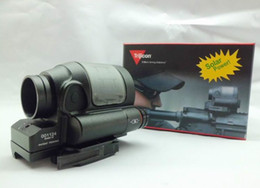 Wholesale Trijicon Acog Red Dot Sight - NEW Trijicon ACOG Type 1x38 solar sight