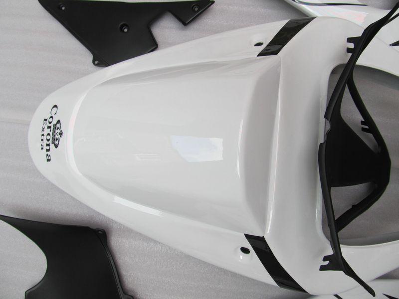 Corona Fairing för Suzuki 2001 2002 2003 GSXR 600 750 K1 GSXR600 GSXR750 01 02 03 GSX R600 R750